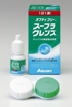 日本アルコンスープラクレンズ